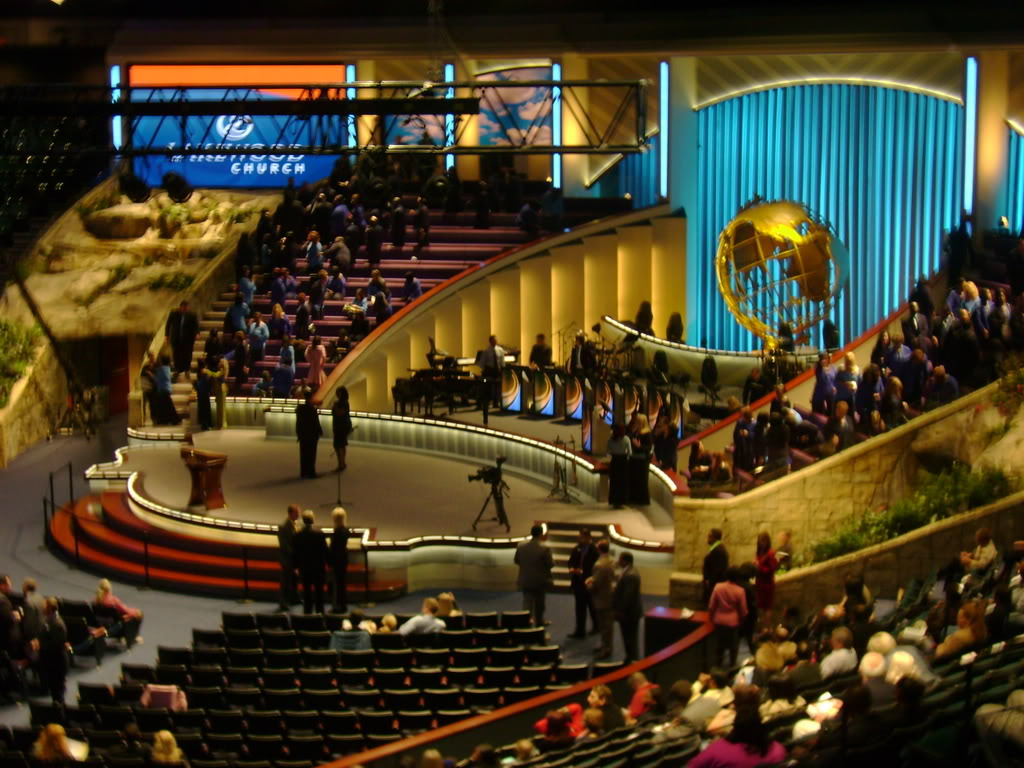 Joel Osteen Church Capacity Of the lakewood church mayJoel Osteen Church Capacity